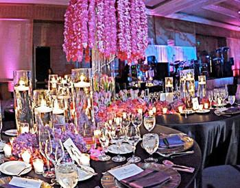 Wedding Decor Photography | Miami, FL
