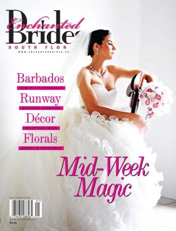 Enchanted Brides Magazine Cover