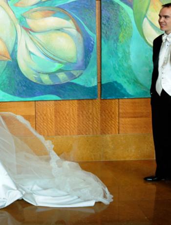 Annie & Chris | Wedding Photography | EPIPHANY CATHOLIC CHURCH | Mandarin Oriental, Miami FL