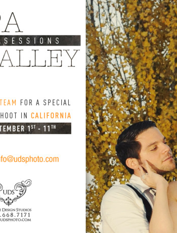 Napa Valley Sessions Sept 1st-11th, 2011