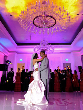 MIAMI WEDDING PHOTOGRAPHER: Kordell & Porsha | Wedding Photography | St. Regis Hotel Atlanta, GA