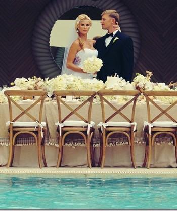 Sally & Brett Wedding Featured in A Taste of Joy