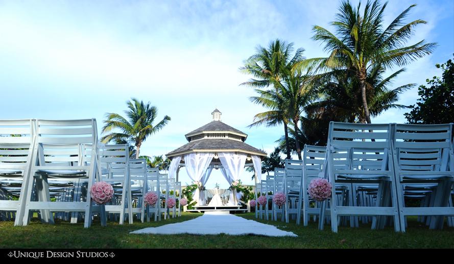 Ceremony Reception The Ritz Carlton Key Biscayne