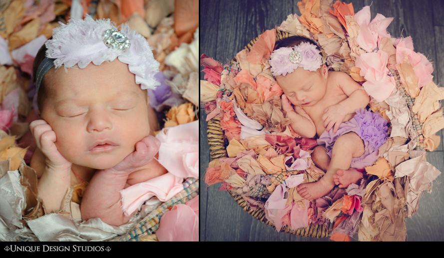 Newborn miami photography baby girl unique photographer 01