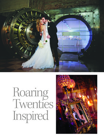 Roaring Twenties Inspired | Enchanted Brides