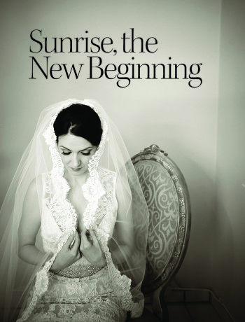 Sunrise, the New Beginning | Enchanted Brides