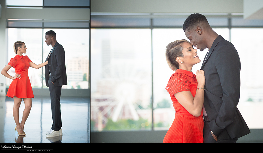 Atlanta Photographers-Miami-Engagement Photographers - Miami Engagement Photography - Engaged - Engagement - Unique - Unique Design Studios - UDS Photo - South Florida - Miami - NFL- Atlanta-12
