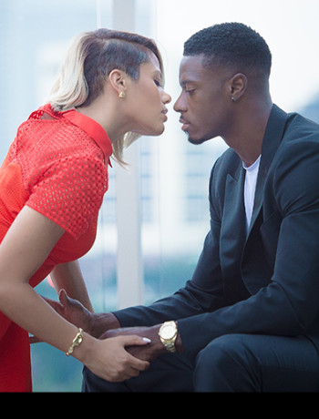 Miranda Brooke & AJ Green | Engagement Photography | Atlanta, GA