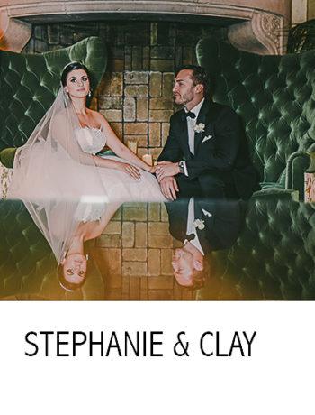 Stephanie & Clayton's Biltmore Wedding | Wedding Photography