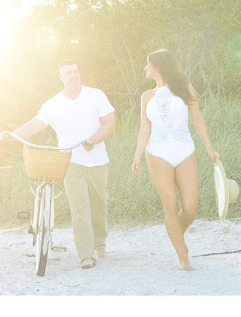 Olivia & Mike | Engagement Photography | Virginia Key, Key Biscayne, FL