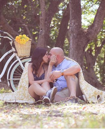 Jackie & Phil   Engagement Photography   Matheson Hammocks, Coral Gables, FL