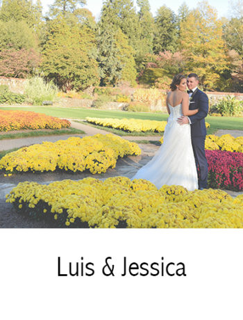 Jessica & Luis | Destination Wedding Photography |  Biltmore Estates | N.C.