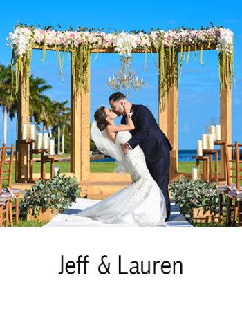 Lauren & Jeff | Wedding Photography |  The Deering Estates Miami, FL
