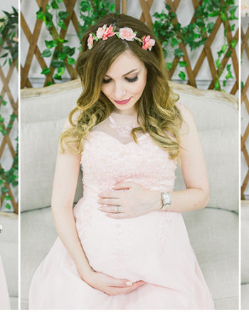 Pregnancy & Maternity Photography | Maternity Milk Baths
