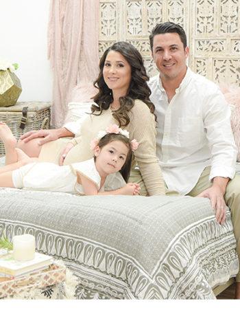 Maternity Photography | Miami Maternity Photographer | Maternity Milk Baths