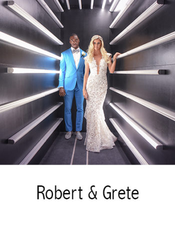 Robert & Grete Griffin III | W South Beach | Wedding Photography