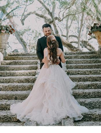 Carlos & Melissa | Wedding Photography | Vizcaya Museum & Gardens